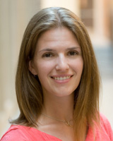 Lindsay Fitzpatrick, Assistant Professor, Queens University