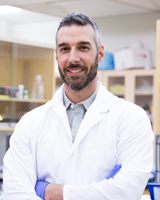 Michael De Lisio, Assistant Professor, University of Ottawa