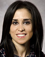 Siba Haykal, Assistant Professor Toronto General Hospital