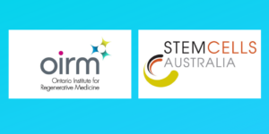 Stem Cells Australia and OIRM logos